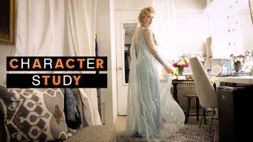 Watch Frozen's Caissie Levy Transform Into Ice Queen Elsa