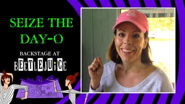 Backstage at Beetlejuice with Leslie Kritzer, Episode 5: Back to School!