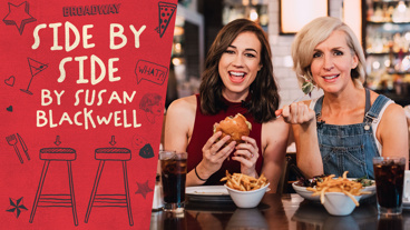 Watch Waitress' Colleen Ballinger on Side By Side By Susan Blackwell