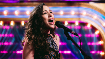 Watch Waitress Star Alison Luff's Incredible Rendition of 'She Used to Be Mine'