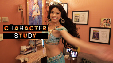 Watch Aladdin's Arielle Jacobs Transform Into Princess Jasmine