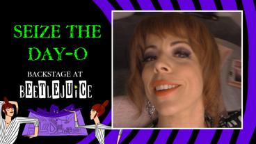 Backstage at Beetlejuice with Leslie Kritzer, Episode 6: Sound Off!