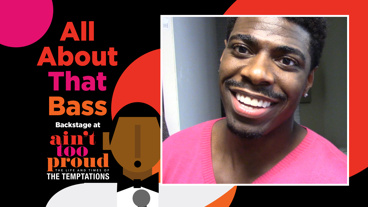 Backstage at Ain't Too Proud with Jawan M. Jackson, Episode 3: Real Talk from Whoopi