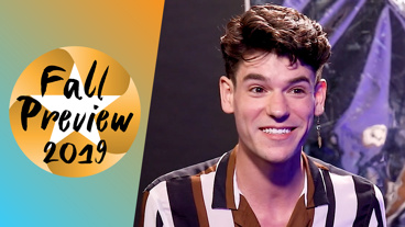 Fall Preview 2019: The Lightning Thief Star Chris McCarrell on Keeping Percy Jackson Fans Happy
