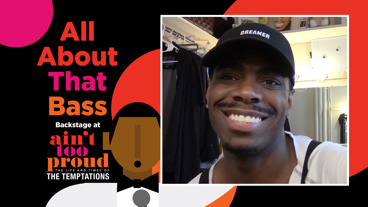 Backstage at Ain't Too Proud with Jawan M. Jackson, Episode 4: Hello, Sisters!