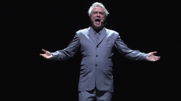 Learn About Music Icon David Byrne's American Utopia