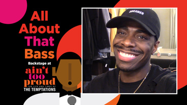 Backstage at Ain't Too Proud with Jawan M. Jackson, Episode 5: Special Guests