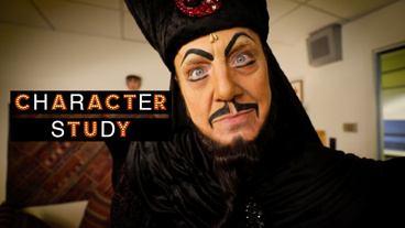 Go Backstage and See Jonathan Freeman Become Aladdin Villain Jafar, His Evil Alter Ego for 28 Years