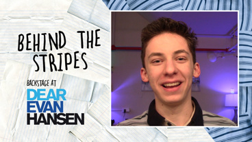 Backstage at Dear Evan Hansen with Andrew Barth Feldman, Episode 1: Welcome!
