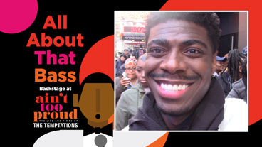 Backstage at Ain't Too Proud with Jawan M. Jackson, Episode 8: Treats!