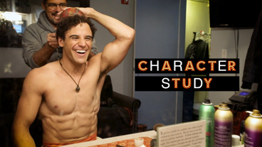 See Aladdin's New Title Star Clinton Greenspan Prepare for a Day in Agrabah