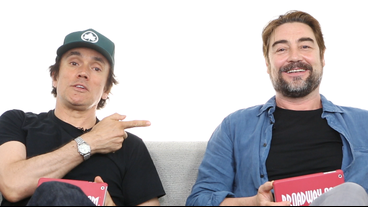 Video! Stars Nathaniel Parker and Ben Miles Reveal the Real-Life Rulers and Schemers in Wolf Hall