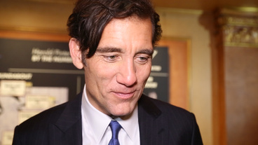 Video! Make Memories with Clive Owen at the Opening Night of Old Times on Broadway
