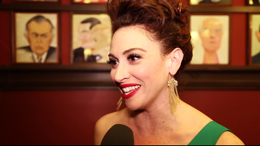 Opening Night Video! Lesli Margherita & the Cast of Dames at Sea Officially Launch on Broadway