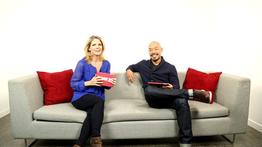 The King and I Stars Kelli O'Hara & Hoon Lee on Teeth Clicking, the Cheese Phone & Being Called a 'Motherf**ker'