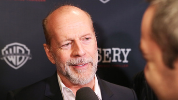 Bruce Willis on Turning Stephen King's Misery Into a Hair-Raising Broadway Play