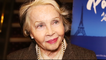 An American in Paris Film Star Leslie Caron on Why She Thinks the Broadway Version is 'Remarkable'