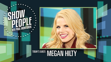 Megan Hilty on Being Broadway's Bombshell, What Fans Should Not Say & Crawling Around in Nothing in Noises Off