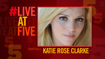 Broadway.com #LiveatFive with Allegiance's Katie Rose Clarke
