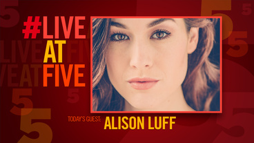 Broadway.com #LiveatFive with Les Miserables' Alison Luff