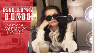Killing Time: Backstage at American Psycho with Jennifer Damiano, Episode 6: Opening Night!