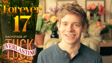 Forever 17: Backstage at Tuck Everlasting with Andrew Keenan-Bolger, Episode 4: Opening Night!