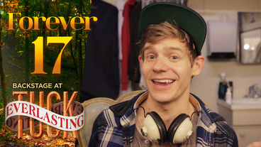 Forever 17: Backstage at Tuck Everlasting with Andrew Keenan-Bolger, Episode 5: Good Girl, Winnie Foster