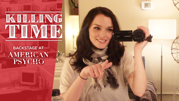 Killing Time: Backstage at American Psycho with Jennifer Damiano, Episode 8: Nailing It