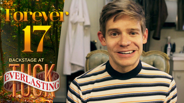 Forever 17: Backstage at Tuck Everlasting with Andrew Keenan-Bolger, Episode 8: Farewell!