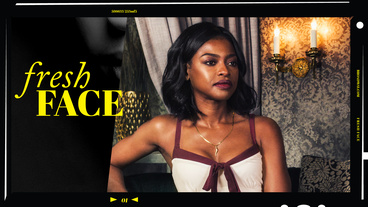 Fresh Face: Pascale Armand of Eclipsed