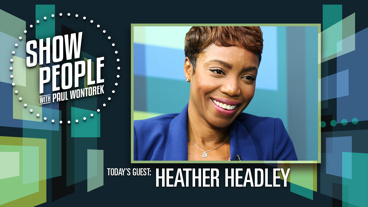 The Color Purple's Heather Headley on Knowing Shug Avery, Looking Up to Whitney Houston & Freaking Out the Neighbors