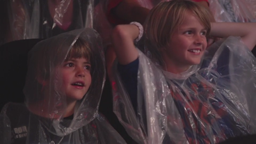 Find Out What Kids Think About Off-Broadway's Blue Man Group!