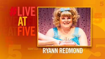 Broadway.com #LiveatFive with Ryann Redmond of The Marvelous Wonderettes