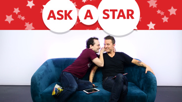 Something Rotten! Stars Rob McClure & Will Chase Talk Codpieces, Muppets and (What Else?) Tony Danza