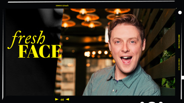 Fresh Face: Stephen Ashfield of The Book of Mormon