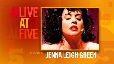 Broadway.com #LiveatFive with Jenna Leigh Green of The Marvelous Wonderettes