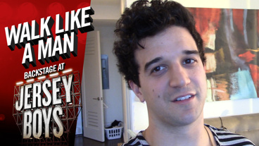 Walk Like a Man: Backstage at Jersey Boys with Mark Ballas, Episode 3: Backstage Antics!