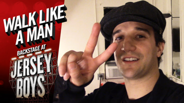 Walk Like a Man: Backstage at Jersey Boys with Mark Ballas, Episode 5: Show Prep!