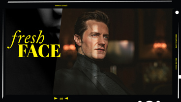 Fresh Face: Richard Armitage of Love, Love, Love