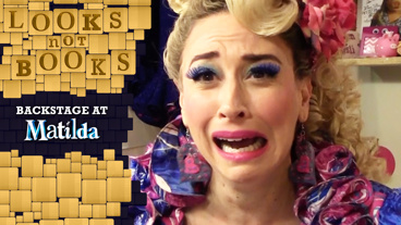 Looks Not Books: Backstage at Matilda with Lesli Margherita, Episode 22: Lying Liar
