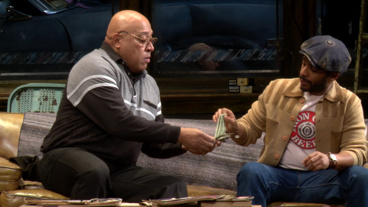 Head to the 1970s with Andre Holland & the Cast of August Wilson's Jitney on Broadway