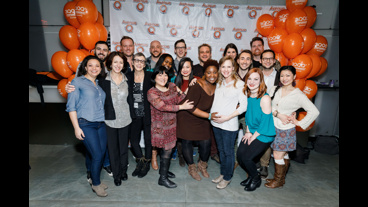 Congrats to the Avenue Q family on 13 years and 3,000 performances! Catch the hilarious musical at New World Stages.