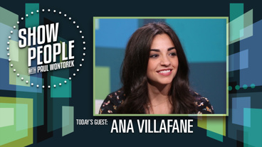 On Your Feet!'s Ana Villafane Talks Her Hot Leading Men Contract Clause, Which Hogwarts House Lin Manuel-Miranda Belongs In & More