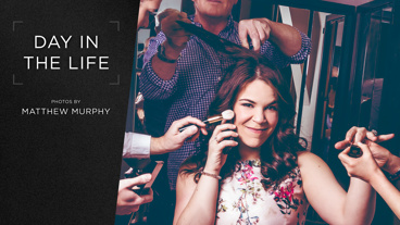 Primping, Puppies & Poppin' Champagne! Spend a Day in the Life with Significant Other Star Lindsay Mendez