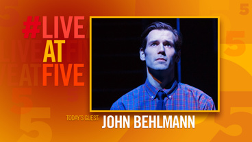 Broadway.com #LiveatFive with John Behlmann of Significant Other