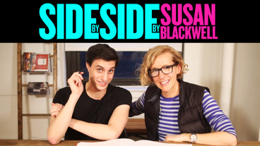 Susan Blackwell Connects The Dots With Significant Other Star Gideon Glick