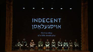 Experience Paula Vogel's Deeply Moving Indecent, Starring Adina Verson & Katrina Lenk