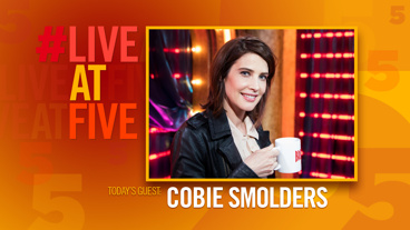 Broadway.com #LiveatFive with Cobie Smolders of Present Laughter