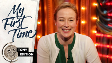 <I>Oslo</I> Star Jennifer Ehle Rooted for Someone Else the Night She Won Her First Tony Award