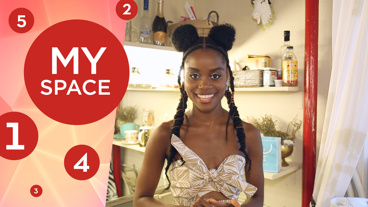 The Great Comet's Denee Benton Shows Us Her Teeny Tiny Natasha Doll & More